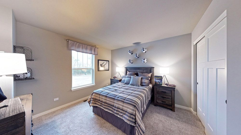 Bedroom featured in the Sulton By William Ryan Homes in Madison, WI