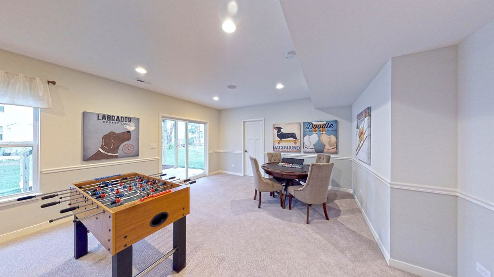 Living Area featured in the Sulton By William Ryan Homes in Madison, WI