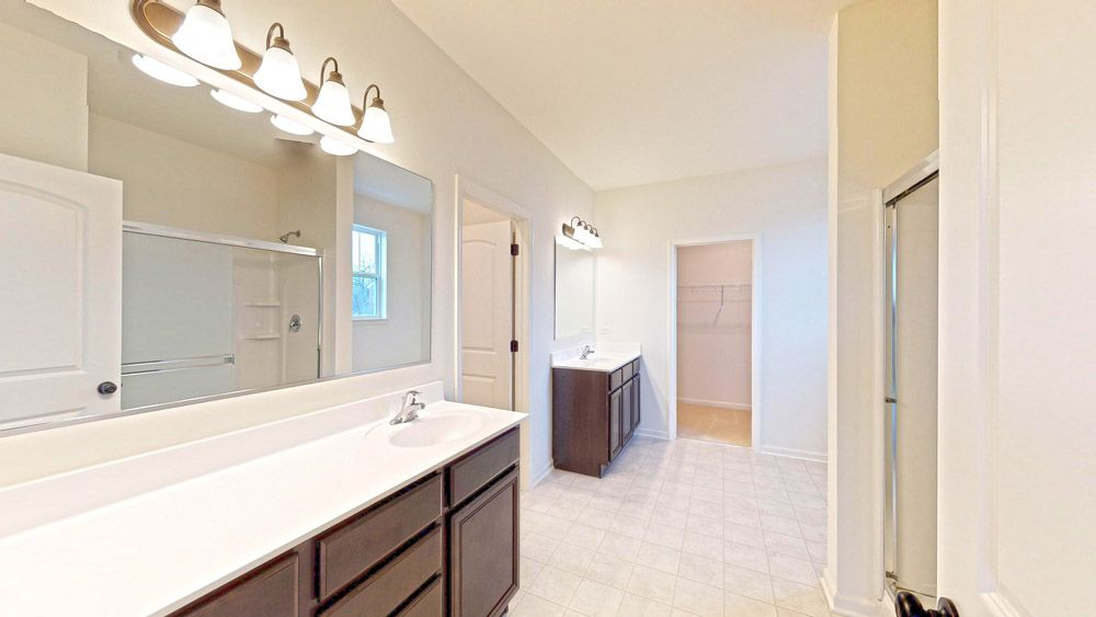 Bathroom featured in the Jensen II By William Ryan Homes in Madison, WI