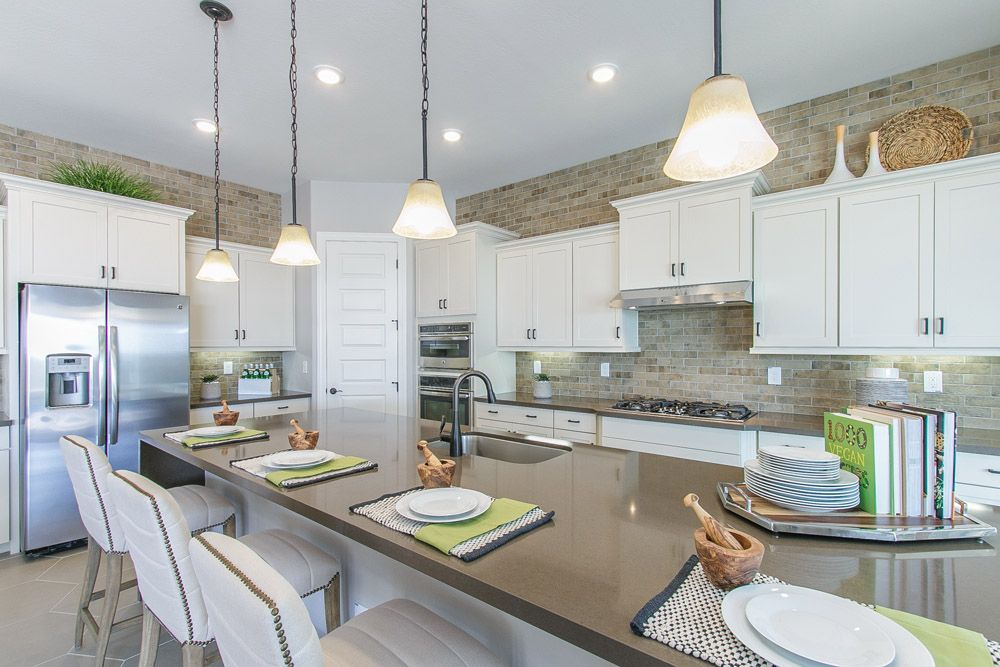 Kitchen featured in the Carina By William Ryan Homes in Phoenix-Mesa, AZ