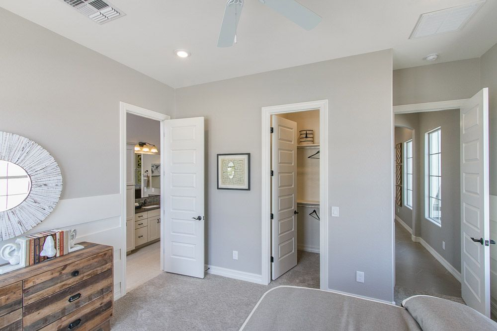 Bedroom featured in the Carina By William Ryan Homes in Phoenix-Mesa, AZ