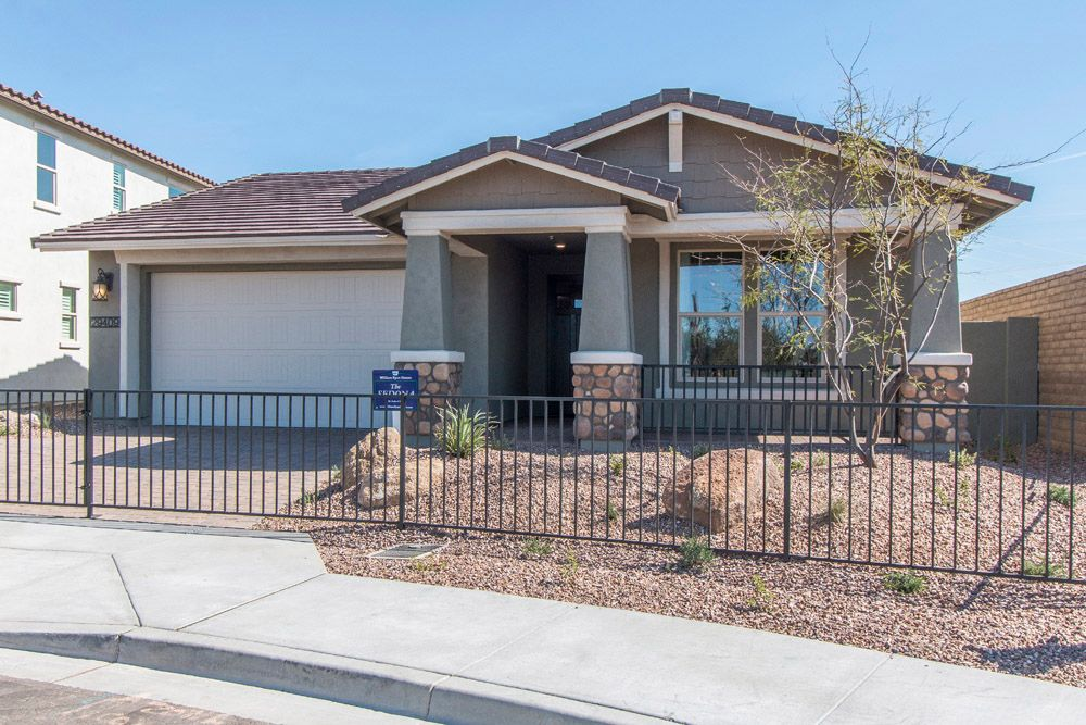 Exterior featured in the Sedona By William Ryan Homes in Phoenix-Mesa, AZ