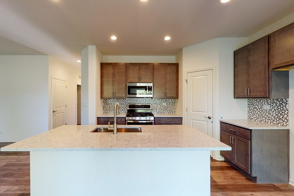Kitchen featured in the Camden By William Ryan Homes in Madison, WI