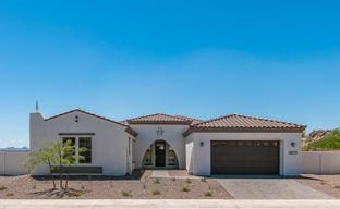 The Palisades in Estrella by William Ryan Homes in Phoenix-Mesa Arizona