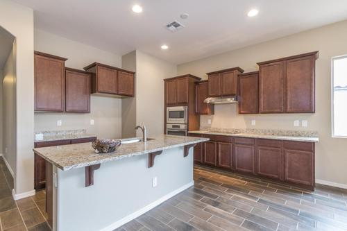 Kitchen-in-The Jacobs-at-Golf Ridge at Estrella-in-Goodyear