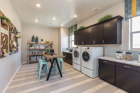 Kitchen-in-Viento-at-Cordoba at Montecito in Estrella-in-Goodyear