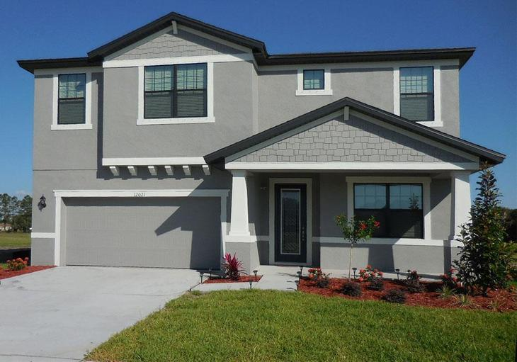 Bell Creek Preserve Beautiful 2 Story Homes William Ryan Homes Tampa:Bell Creek Preserve - Beautiful 2-Story Homes!