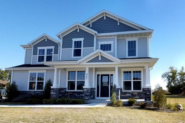 Sussex Preserve in Sussex WI New Homes Floor Plans by William – William Ryan Homes Floor Plans