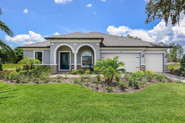 Ryan Homes Avalon Floor Plan | Somerton Place At The Villages Of Avalon In Spring Hill Fl New