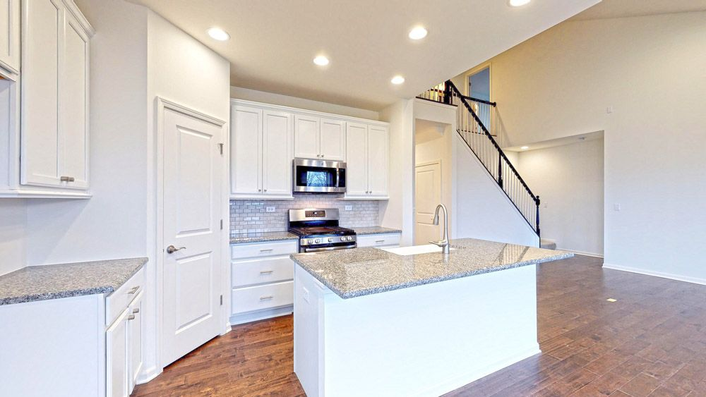 Kitchen featured in the Cape May By William Ryan Homes in Milwaukee-Waukesha, WI