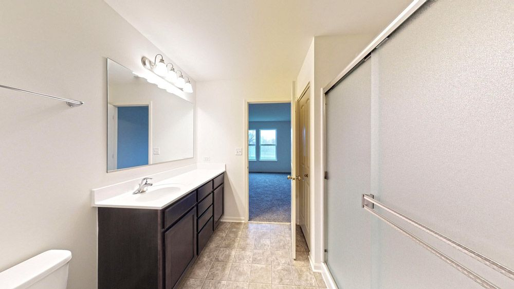 Bathroom featured in the Camden By William Ryan Homes in Milwaukee-Waukesha, WI