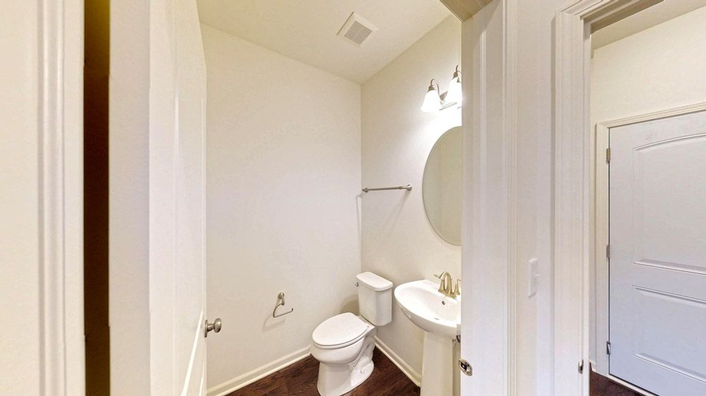 Bathroom featured in the Fordham II By William Ryan Homes in Milwaukee-Waukesha, WI