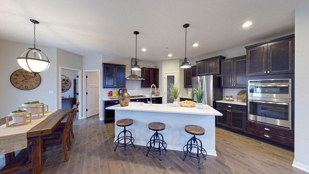 Kitchen featured in the Sulton By William Ryan Homes in Milwaukee-Waukesha, WI