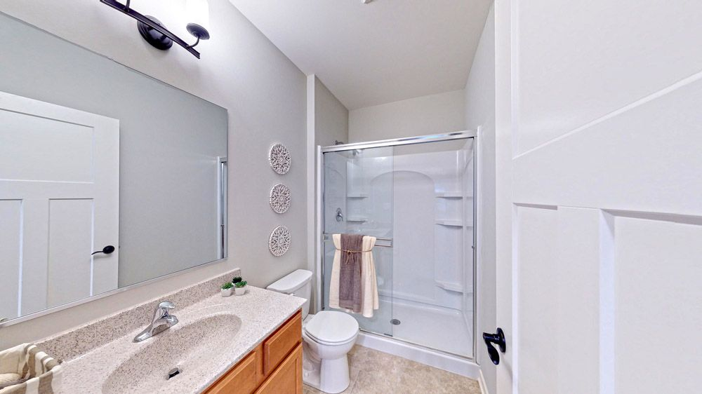 Bathroom featured in the Sulton By William Ryan Homes in Chicago, IL