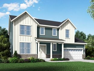 The Sheridan II - Stonebridge - Stonebridge: Hawthorn Woods, Illinois - William Ryan Homes