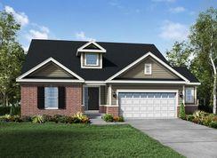 The Cape May - Stonebridge - Stonebridge: Hawthorn Woods, Illinois - William Ryan Homes