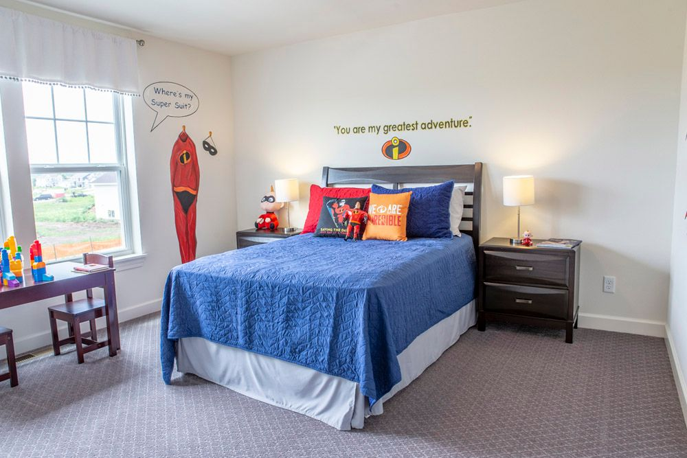 Bedroom featured in The Sulton - Stonebridge By William Ryan Homes in Chicago, IL
