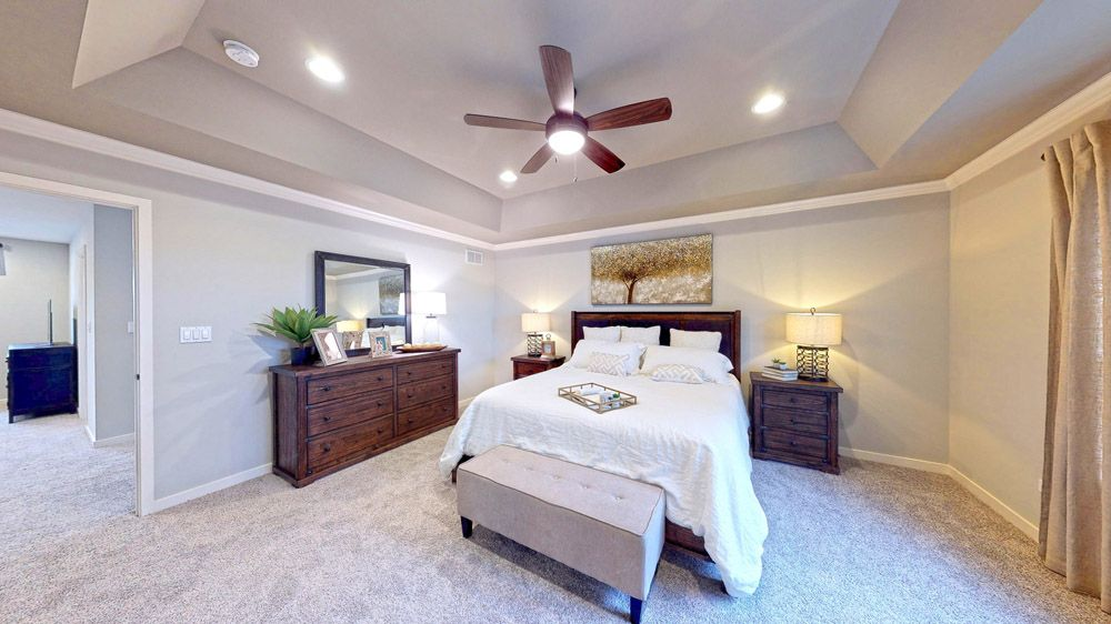 Bedroom featured in the Sulton By William Ryan Homes in Milwaukee-Waukesha, WI