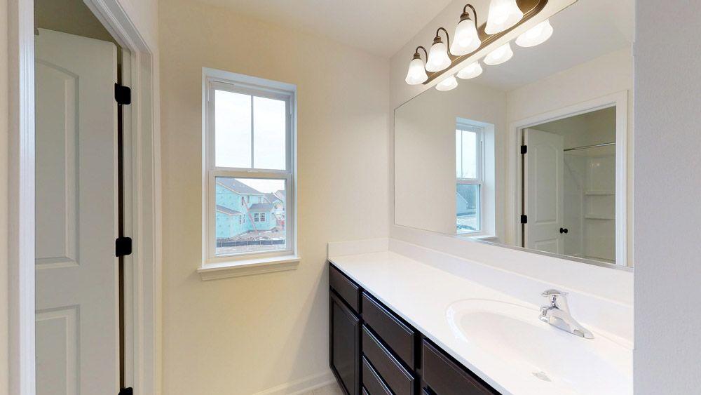 Bathroom featured in the Jensen II By William Ryan Homes in Milwaukee-Waukesha, WI