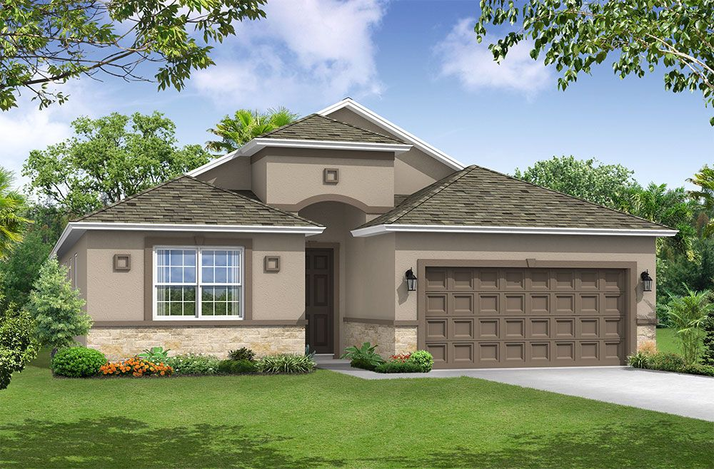 Exterior featured in the Sanibel By William Ryan Homes in Tampa-St. Petersburg, FL