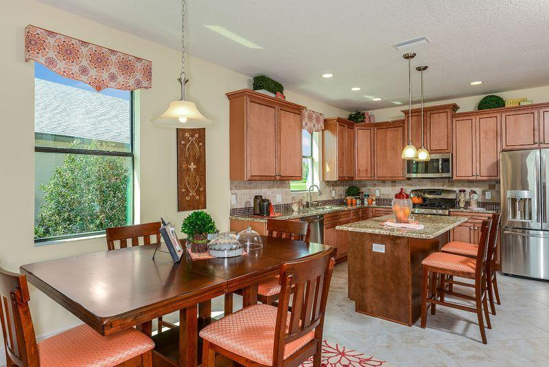 Kitchen featured in the Sanibel By William Ryan Homes in Tampa-St. Petersburg, FL