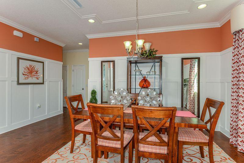 Living Area featured in the Sanibel By William Ryan Homes in Tampa-St. Petersburg, FL