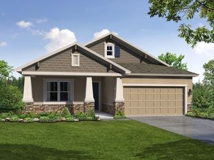Sweetwater - Tea Olive Terrace at the Fairways: Palmetto, Florida - William Ryan Homes