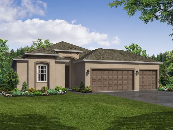 13518 Moosehead Circle (Sweetwater 3-Car Garage)
