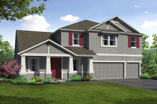 Jeppeson - La Paloma in the Villages at Cypress Creek: Sun City Center, Florida - William Ryan Homes