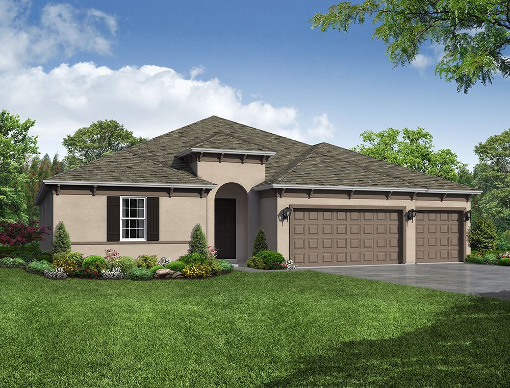 Exterior featured in the Sweet Bay By William Ryan Homes in Sarasota-Bradenton, FL