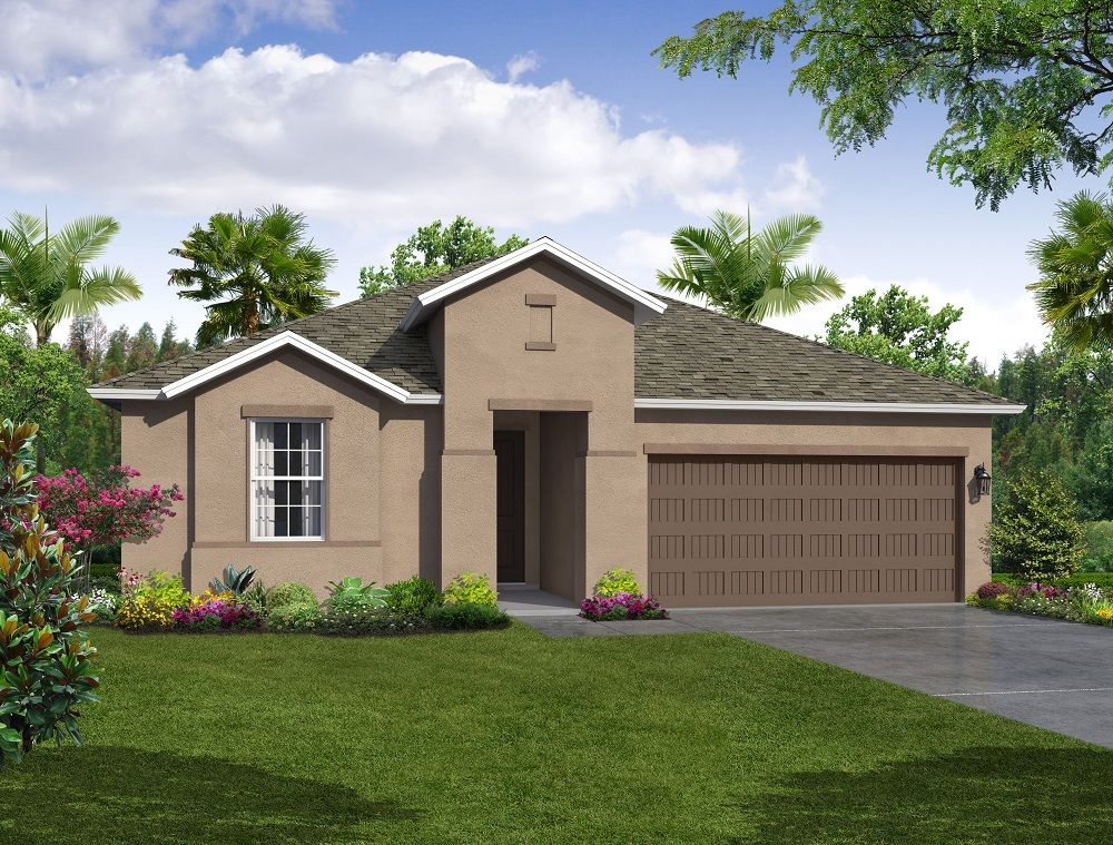 Exterior featured in the Casey Key By William Ryan Homes in Tampa-St. Petersburg, FL