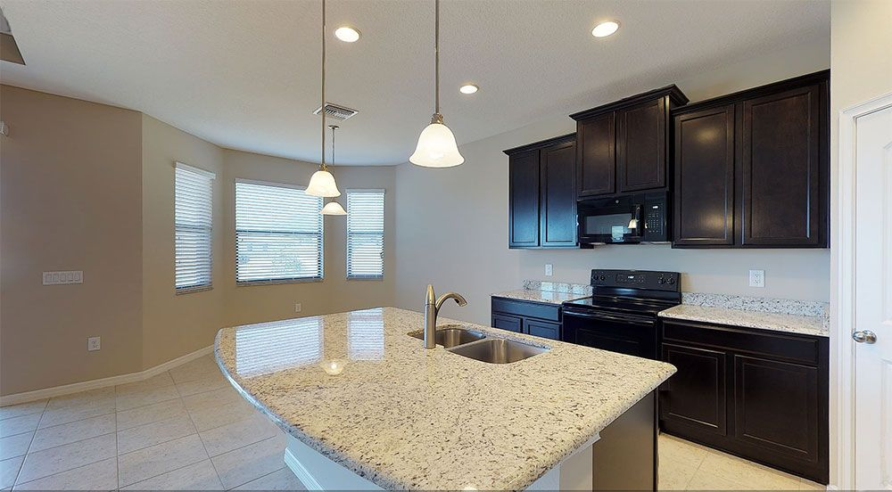 Kitchen featured in the Casey Key By William Ryan Homes in Tampa-St. Petersburg, FL