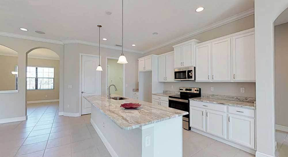 Kitchen featured in the Carlingford By William Ryan Homes in Tampa-St. Petersburg, FL