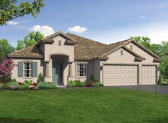 Joyce - La Paloma in the Villages at Cypress Creek: Sun City Center, Florida - William Ryan Homes