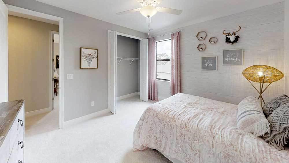 Bedroom featured in the Sandalwood By William Ryan Homes in Tampa-St. Petersburg, FL