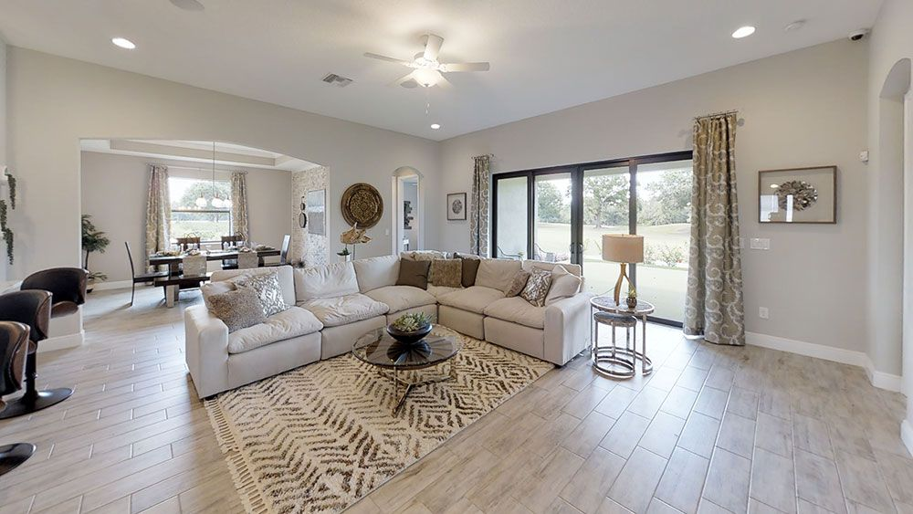 Living Area featured in the Sweet Bay By William Ryan Homes in Sarasota-Bradenton, FL