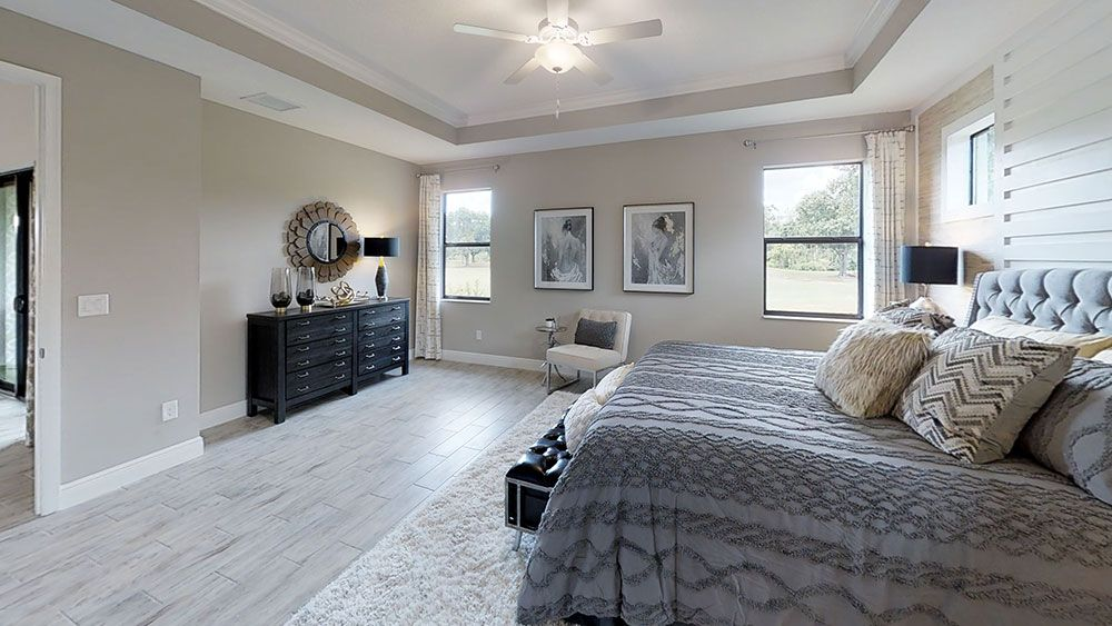Bedroom featured in the Sweet Bay By William Ryan Homes in Tampa-St. Petersburg, FL