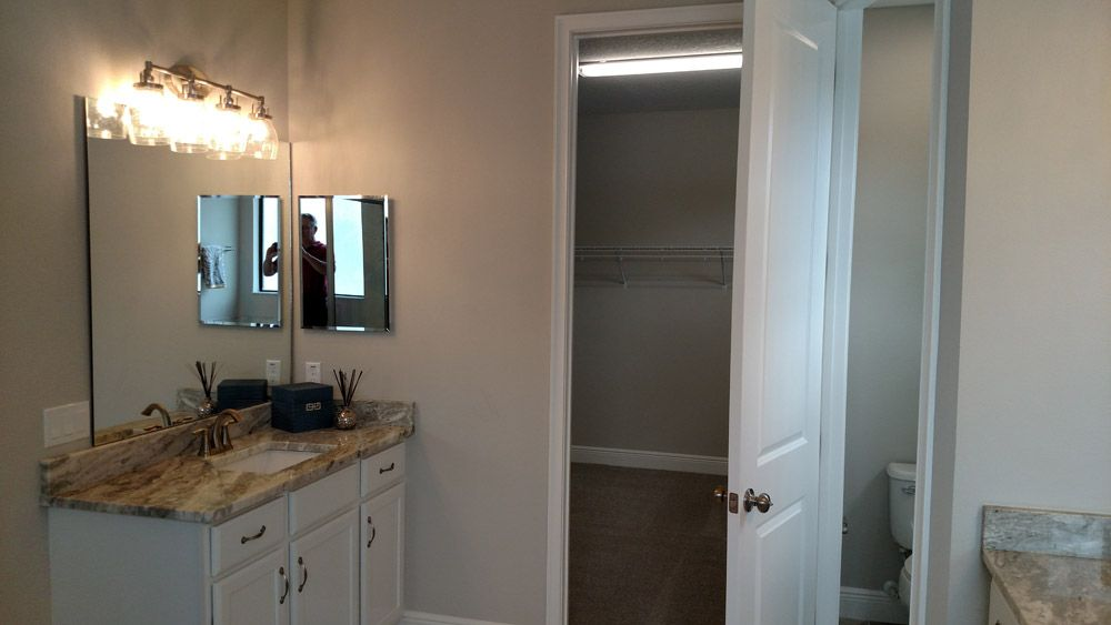 Bathroom featured in the Juniper 3-Car By William Ryan Homes in Tampa-St. Petersburg, FL