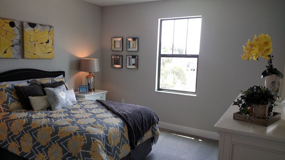Bedroom featured in the Juniper 3-Car By William Ryan Homes in Tampa-St. Petersburg, FL