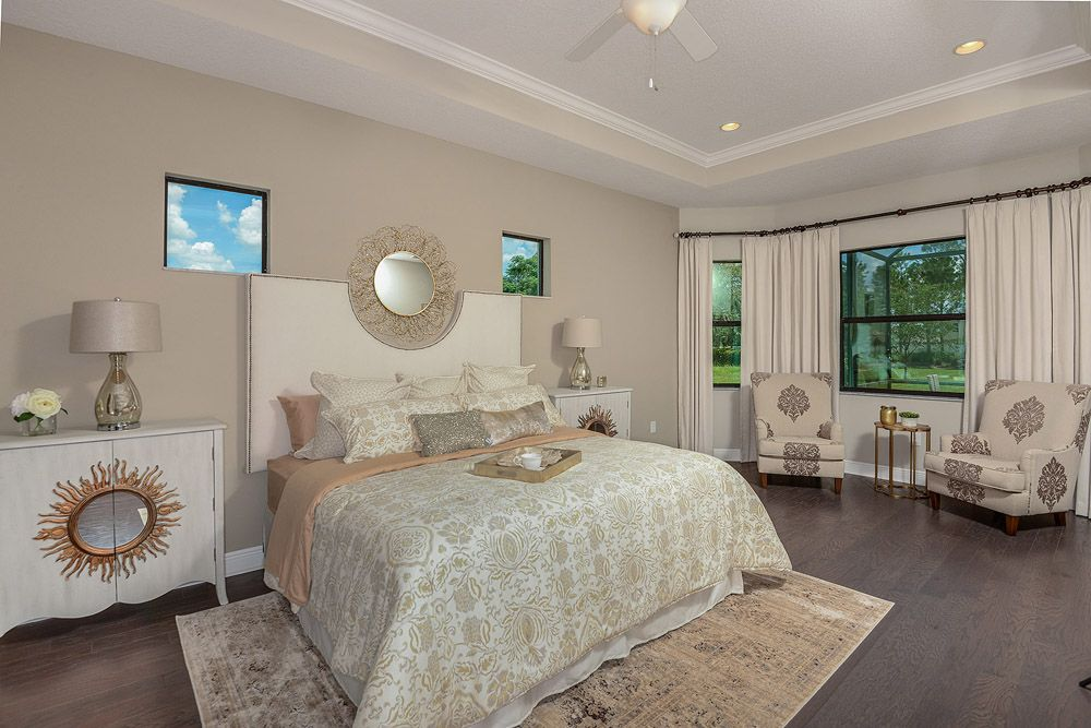 Bedroom featured in the Joyce By William Ryan Homes in Sarasota-Bradenton, FL