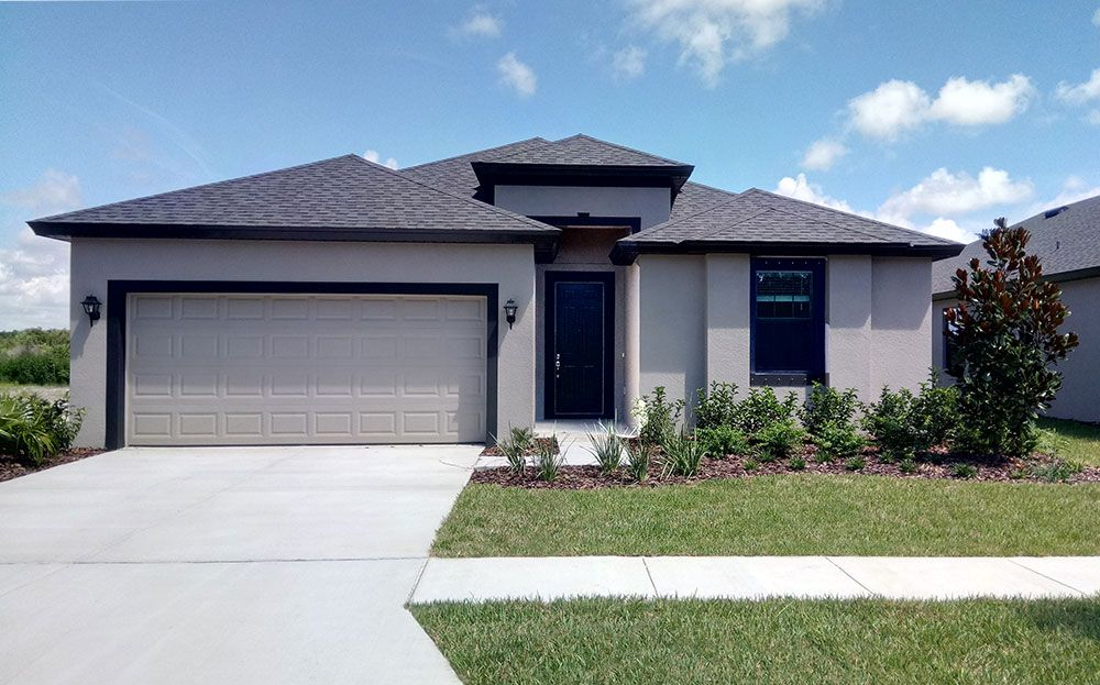 Exterior featured in the Juno By William Ryan Homes in Tampa-St. Petersburg, FL