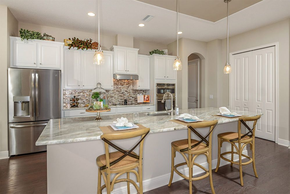 'La Paloma in the Villages at Cypress Creek' by William Ryan Homes - Tampa in Tampa-St. Petersburg