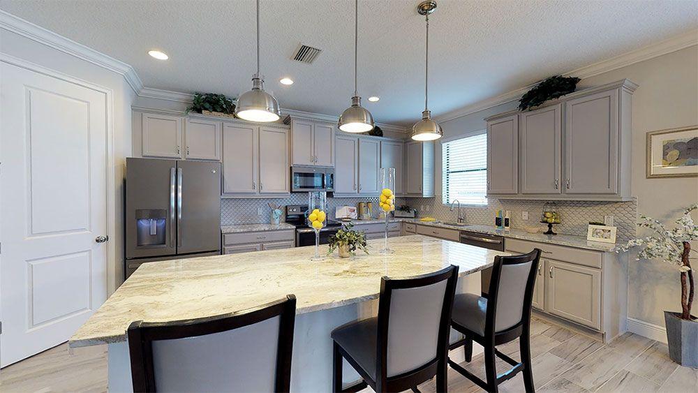 Kitchen featured in the Juniper-FL By William Ryan Homes in Tampa-St. Petersburg, FL