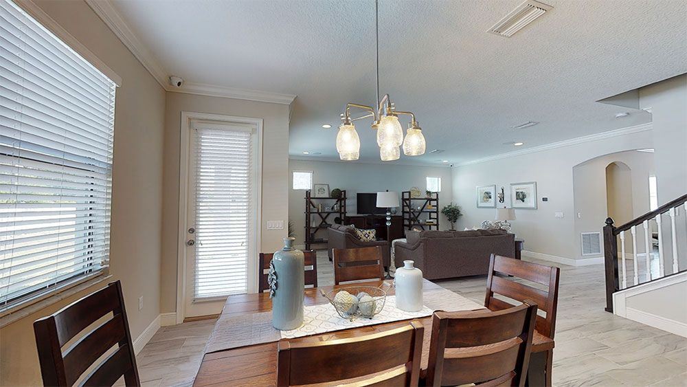 Living Area featured in the Juniper-FL By William Ryan Homes in Tampa-St. Petersburg, FL