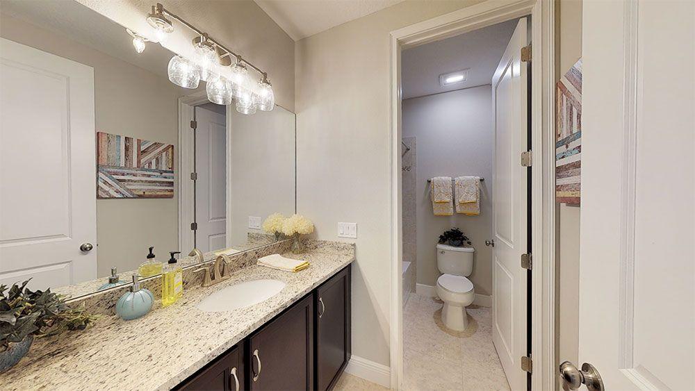 Bathroom featured in the Juniper-FL By William Ryan Homes in Tampa-St. Petersburg, FL