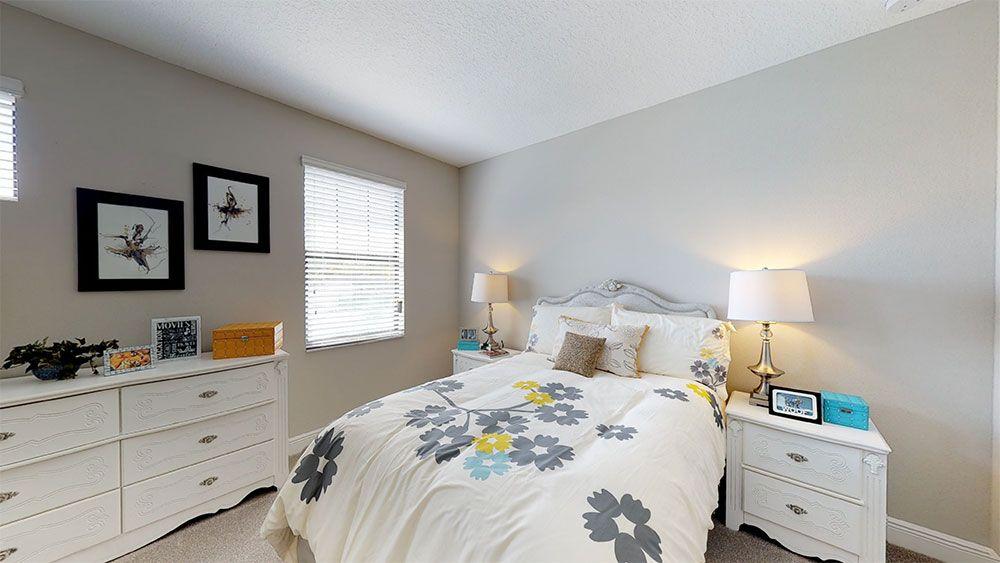 Bedroom featured in the Juniper-FL By William Ryan Homes in Tampa-St. Petersburg, FL