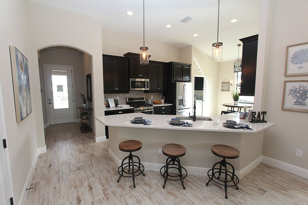 Kitchen featured in the Sweetwater By William Ryan Homes in Tampa-St. Petersburg, FL
