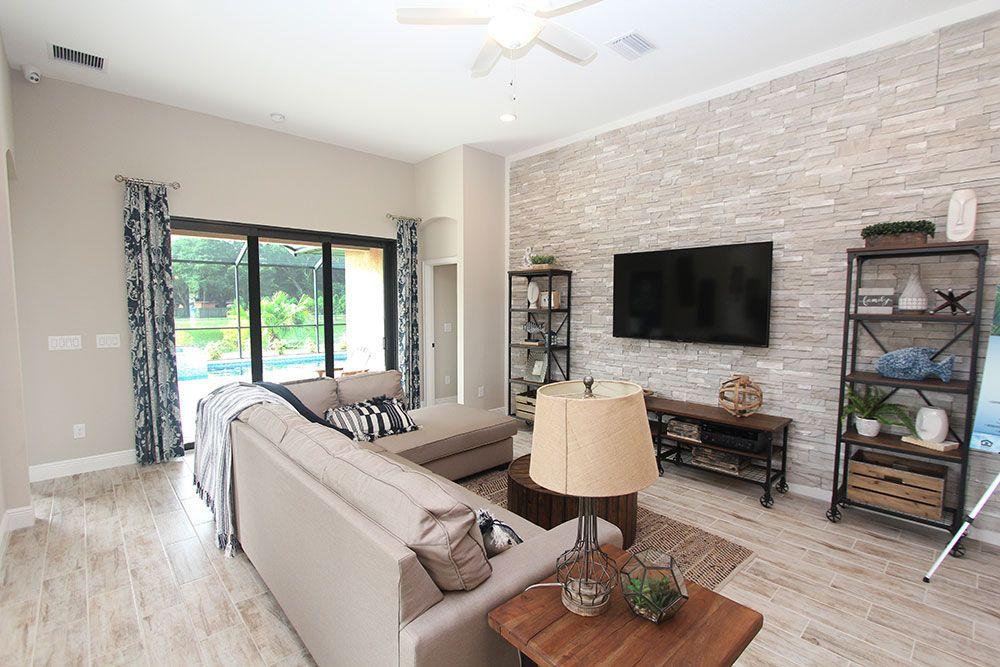 Living Area featured in the Sweetwater By William Ryan Homes in Tampa-St. Petersburg, FL