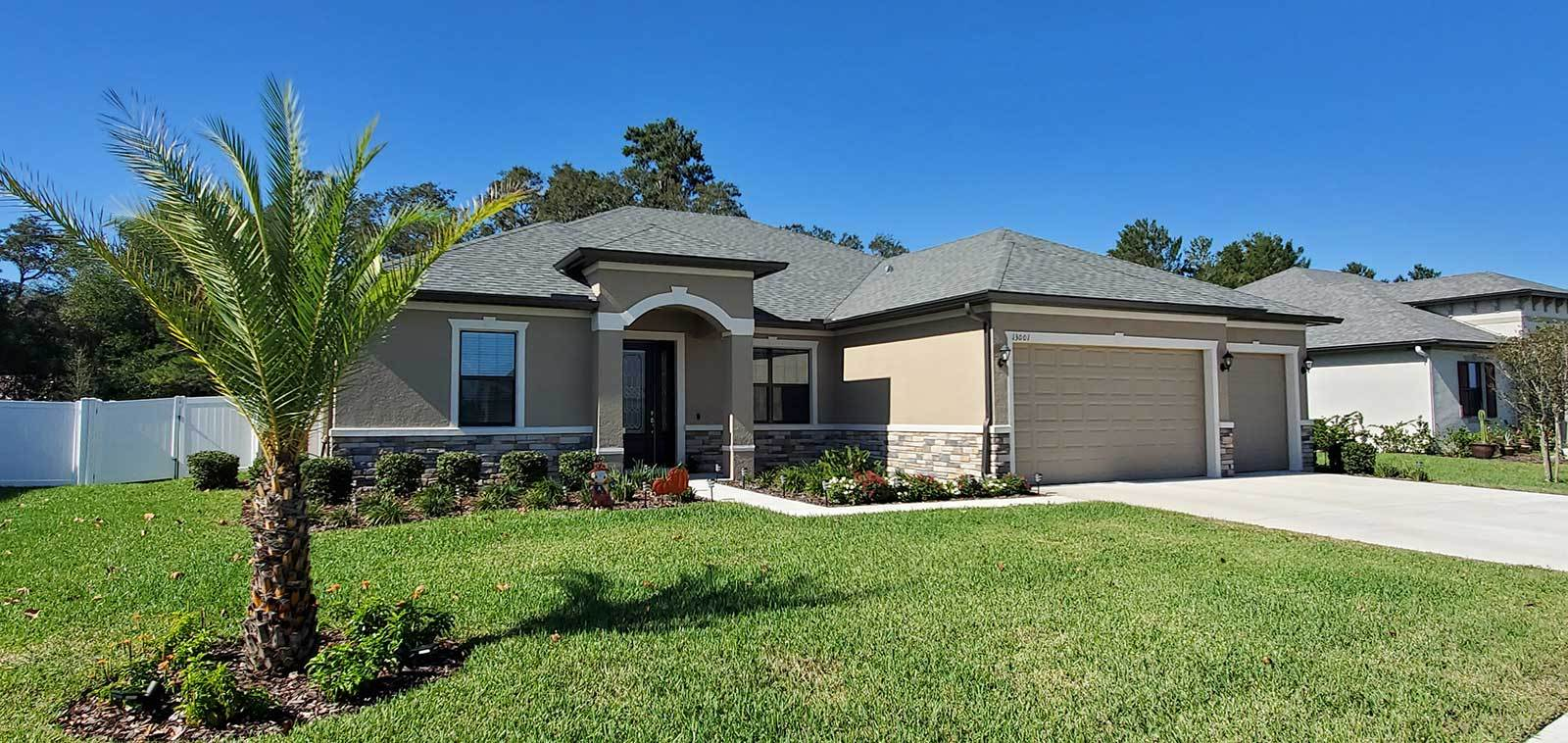 Exterior featured in the Carlingford By William Ryan Homes in Tampa-St. Petersburg, FL