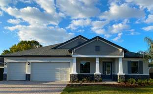 La Paloma in the Villages at Cypress Creek by William Ryan Homes in Tampa-St. Petersburg Florida